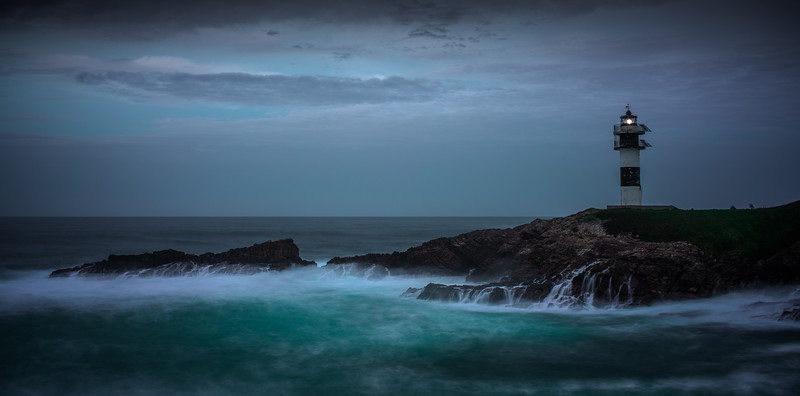 El Faro de Isla Pancha