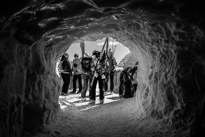 La cordada - Chamonix