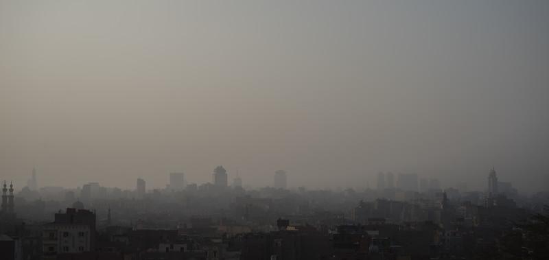 7 de Marzo de 2015 - Vista del Cairo. Egipto