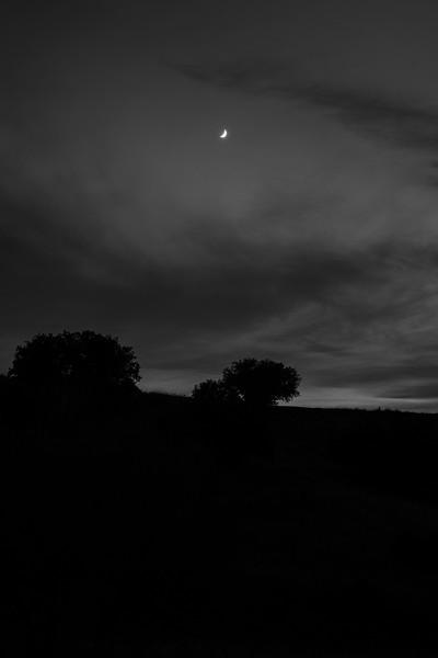 Luna desde ValdelosHielos - 3Cantos