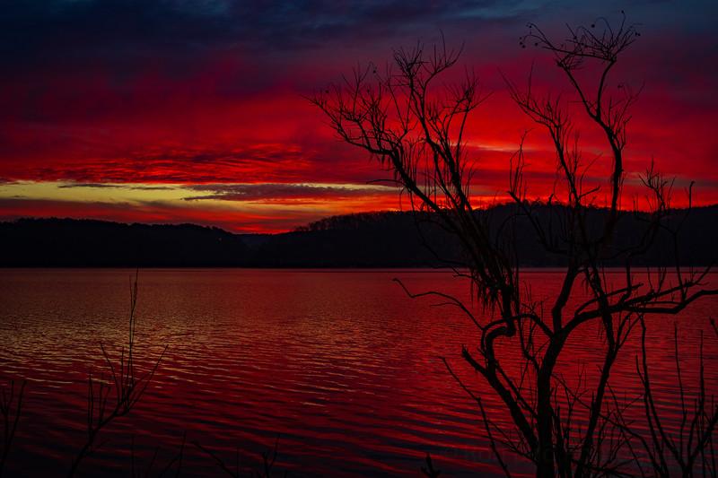 1.4.21 - Beaver Shores Sunrise
