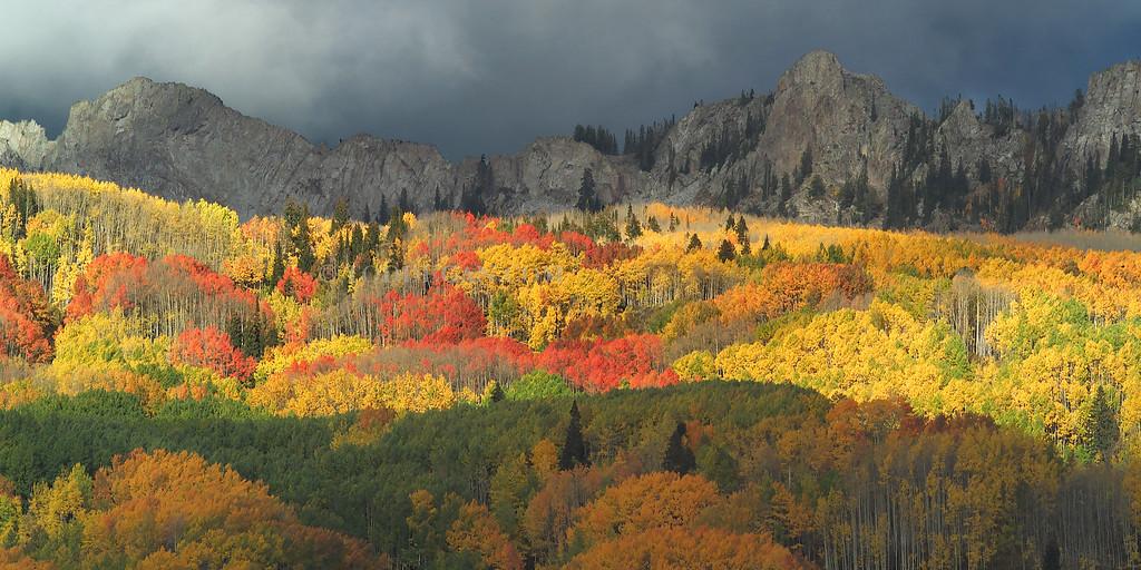 Kebler Pass Autumn 1692 Panoramic  Email Todd