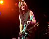 Todd Rundgren performs with his power trio at Maritime Hall in San Francisco on June 11, 2000.