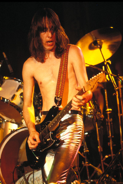 Todd Rundgren performs with Utopia at the Old Waldorf in San Francisco on August 4, 1978.