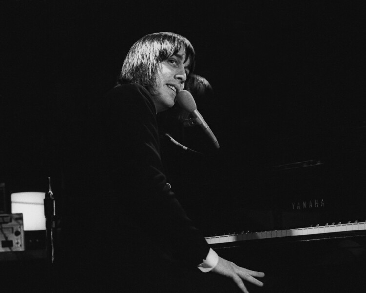 Todd Rundgren performing at the Old Waldorf in San Francisco on January 2, 1982.