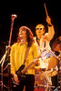 Todd Rundgren and Willie Wilcox performing at the Greek Theater in Berkeley, CA on September 28, 1979.