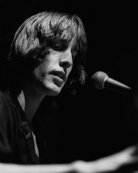 """Todd Rundgren performing at Bimbo's in San Francisco on October 3, 1980. Todd is shown here premiering his then-new song, """"Compassion."""""""