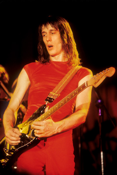 Todd Rundgren performing with Utopia at the Old Waldorf in San Francisco on April 29, 1979.
