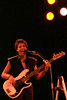 Kasim Sulton performing with Utopia at Pier 84 in New York City on August 24, 1984.