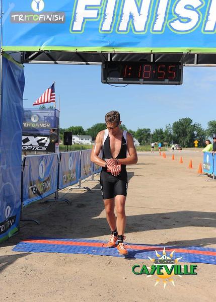 Caseville Triathlon 2017