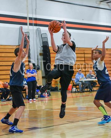 Vapor basketball
