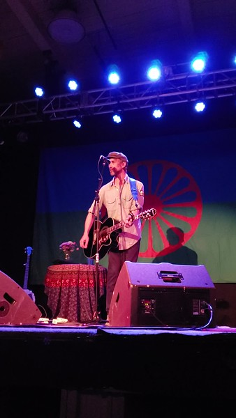 Todd Snider video clip