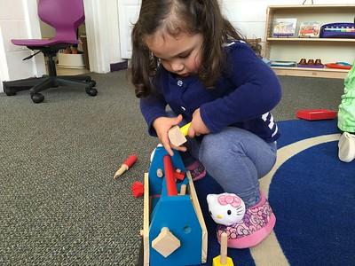 Toddler Classroom 4/14/16
