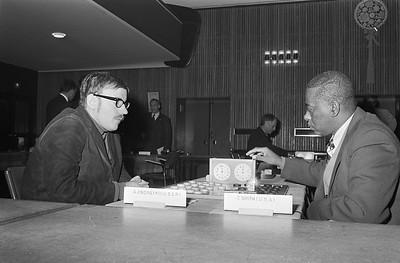 Andreiko (links) en Carl B. Smith