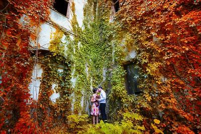 Sedinta foto de logodna in Timisoara.