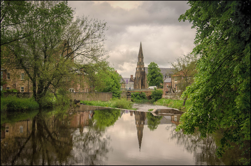 Postcard from Morpeth