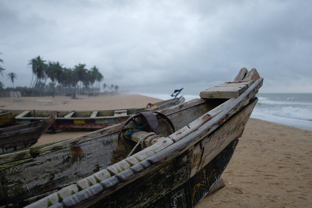 Fishermen vilage - Ouidah, Benin