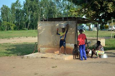 Fontaine d'un orphelinat