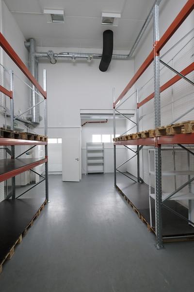 1. krs tuotanto/varastotila