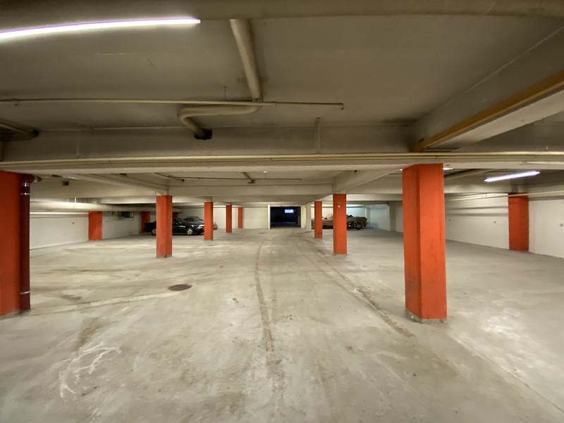 K autohalli, takana sisääanjo tilaan K01