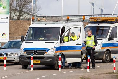 VolkerRail inspecteert de brug