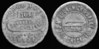 SOUTH DAKOTA - DT, Aberdeen<br /> Lot 432:  GOOD FOR / 10¢ / BONNEAU / & CULBERT / IN / TRADE // The J.M. Brunswick / & / Balke Cos / (billiard table) / Check, (Aberdeen, DT), br rd 25mm.  Unlisted – see OLTDB.  G3-EV$35/70-MB$20 // SOLD $106