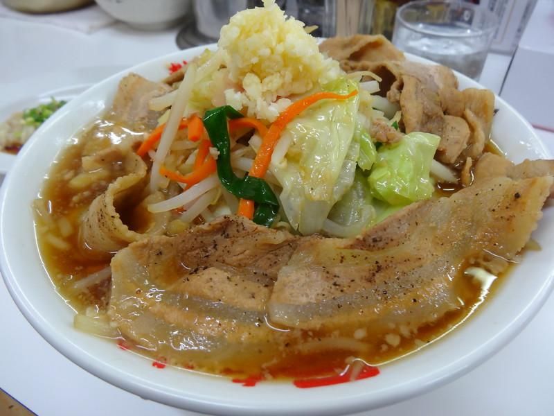 Shimokitazawa ramen noodles