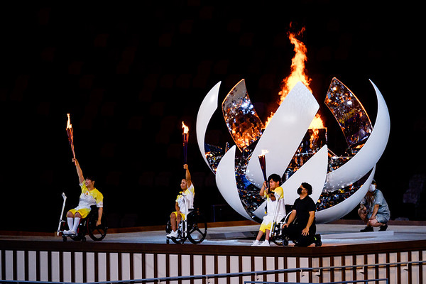 Tokyo 2020 Paralympic Games Opening Ceremony