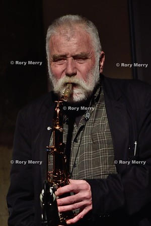 Peter Brötzmann  with Strings