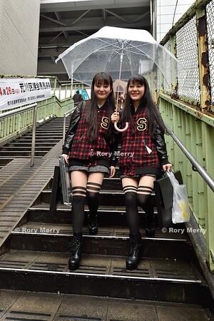 Tokyo Street Shots