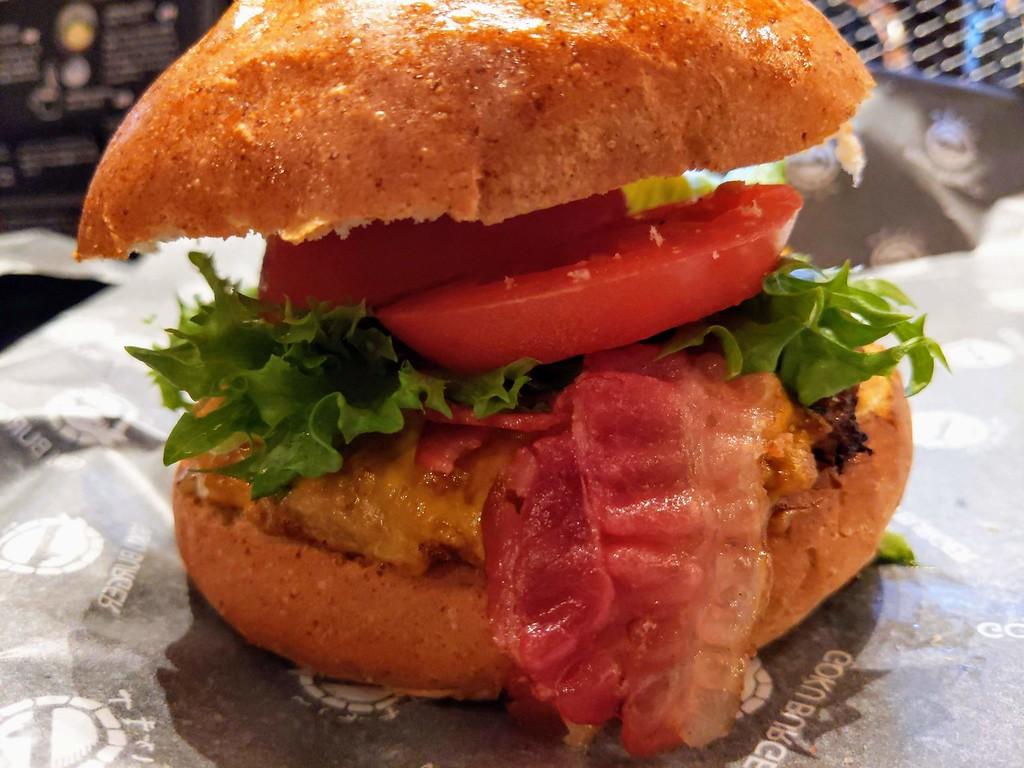Ishigamaya GOKU Burger – Shibuya, Tokyo