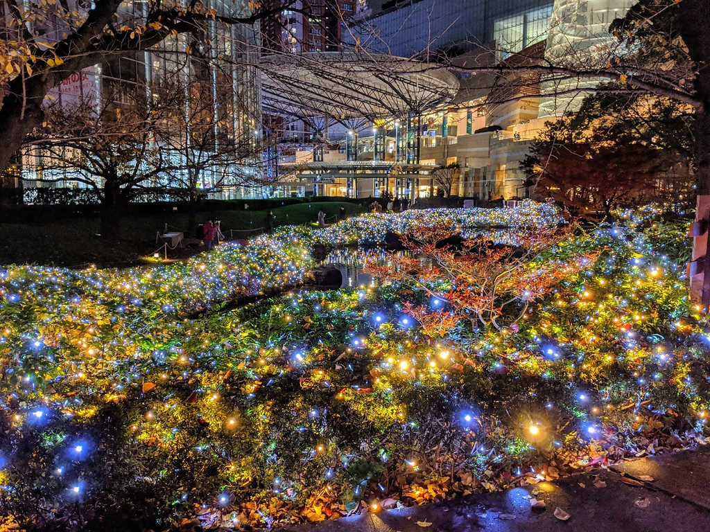 Roppongi Hills Winter Illumination