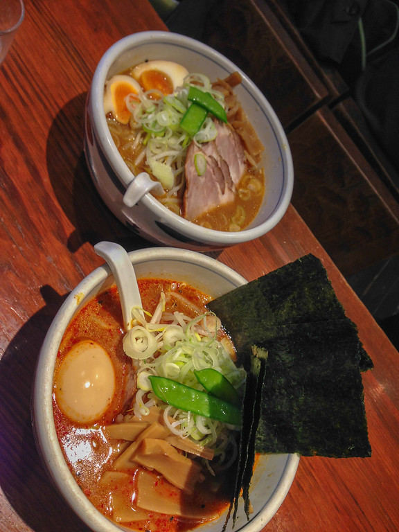 Ramen noodle soup - 10 Things To Do in Tokyo