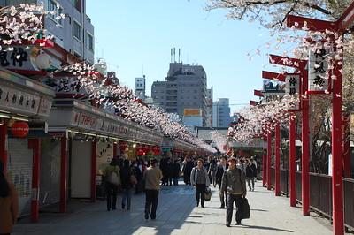 Nakamise Shopping Arcade
