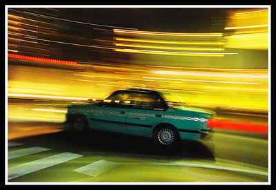 Just having some fun with night time panning.  This was taken about 2 minutes from our house.