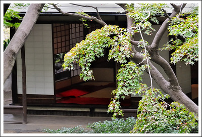 Tea House at Furukawa Teien