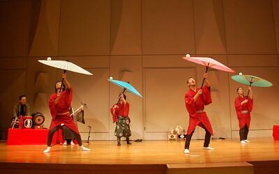The Edo-Daikagura Maruichi Senoh Troupe