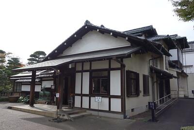 Residence of Hachirouemon Mitsui