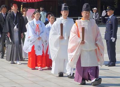 Meiji Jingu Shrine 2014