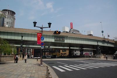 Metropolitan Expressway over Nihonbashi Bridge