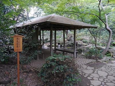 Takimi-no-chaya teahouse