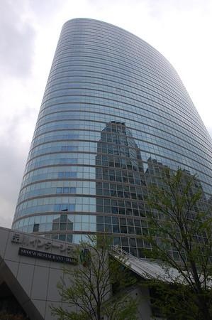Shinagawa Intercity Tower A