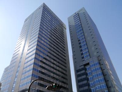 STEC Building and Kogakuin University