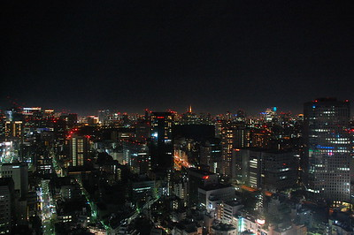 View from Tokyo Dome Hotel