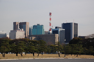 Outer Garden of the Imperial Palace