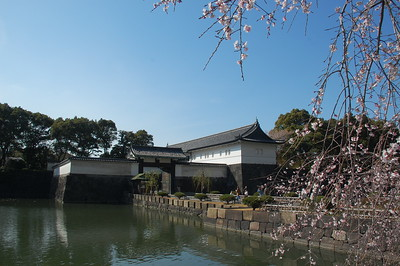 Otemon Gate in the East Gardens of the Tokyo Imperial Palace
