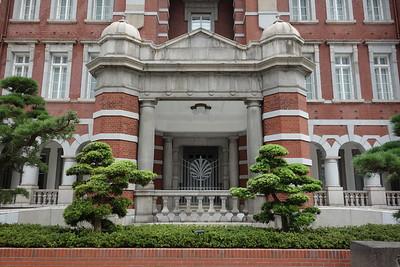 Tokyo Station 2012