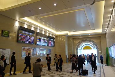 Marunouchi Central Entrance