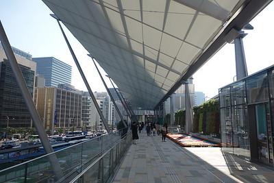 Tokyo Station GranRoof
