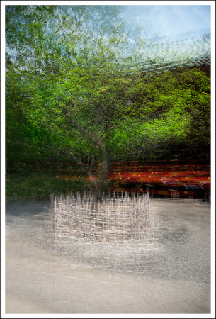 A multiple exposure for fun.